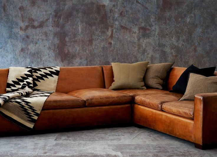 Beautiful Tan Leather Sectional With Chaise Best 25 Brown Leather Sectionals Ideas On Pinterest Leather