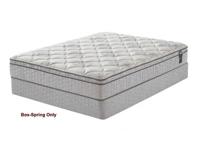 Beautiful Twin Box Spring Only Five Star Pebblewood Euro Top True Luxury Twin Box Spring Only