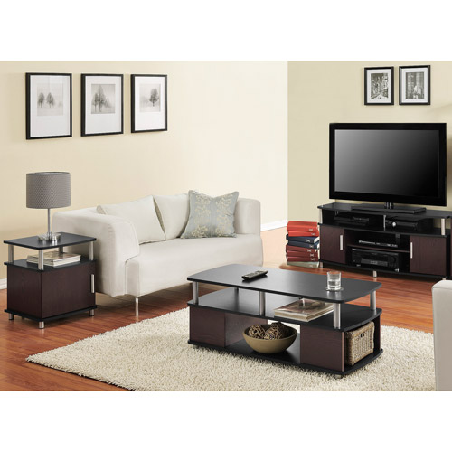 Best 3 Piece Living Room Furniture Carson 3 Piece Living Room Set Multiple Finishes Walmart