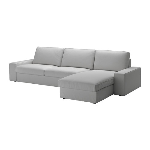 Best 4 Seater Sofa Ikea Kivik 4 Seat Sofa Orrsta Light Grey Ikea