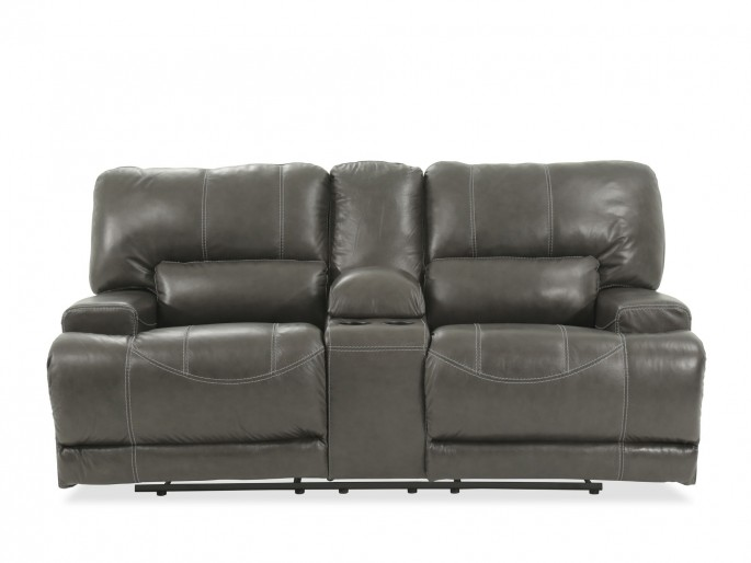 Best Ashley Leather Reclining Loveseat Furniture Ashley Loveseat For Simple But Comfortable Furniture