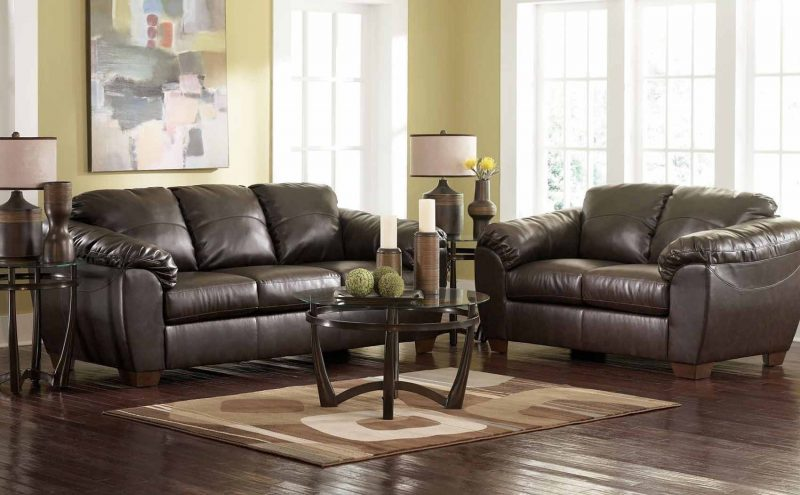 Best Ashley Leather Sleeper Sofa Sofa Beds Living Room Furniture First Class Dream Living Room