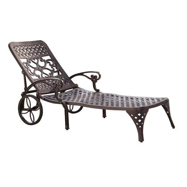 Best Black And White Chaise Lounge Biscayne Chaise Lounge Chair Home Styles Free Shipping Today