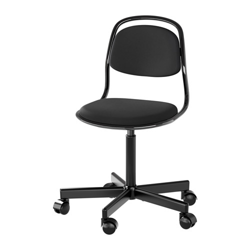 Best Black Desk Chair Rfjll Childrens Desk Chair Blackvissle Black Ikea