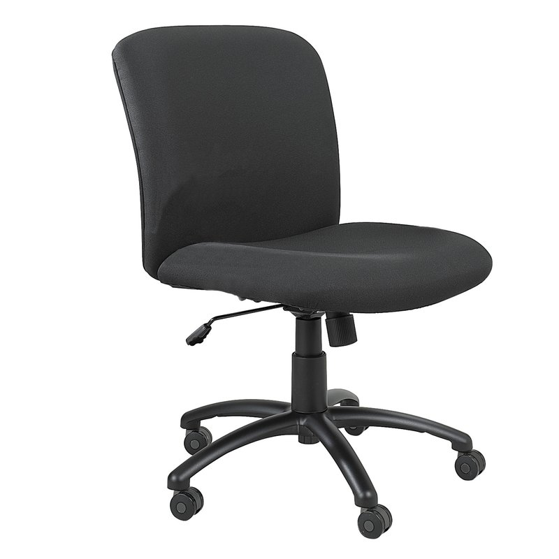 Best Black Desk Chair Safco Products Uber Desk Chair Reviews Wayfair