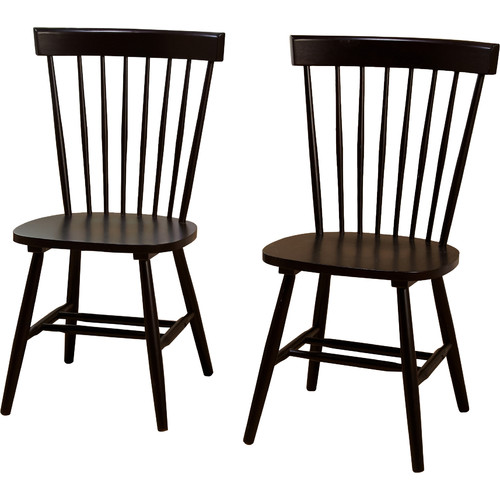 Best Black Kitchen Chairs 12 Elegant And Beautiful Black Kitchen Chairs Under 170