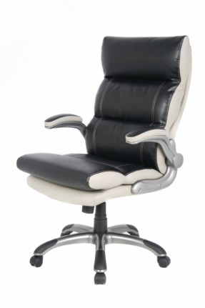 Best Black Leather Office Chair Leather Office Chairs Foter