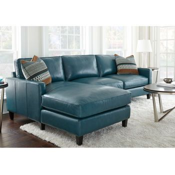 Best Blue Leather Chaise Lounge Alluring Turquoise Leather Sofa Costco Andersen Leather Chaise