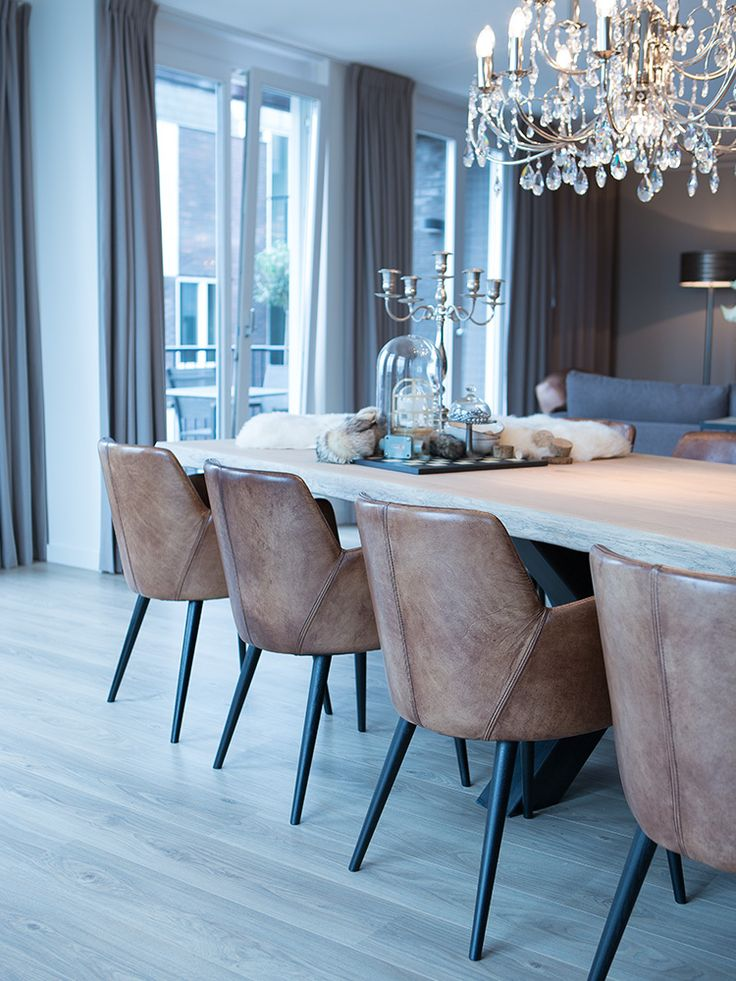 Best Blue Leather Dining Room Chairs Best 25 Leather Dining Chairs Ideas On Pinterest Dining Chairs