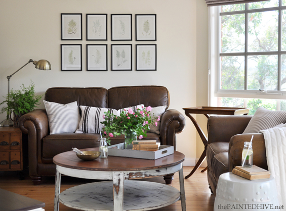 Best Brown Couch Living Room Decorating With A Brown Sofa