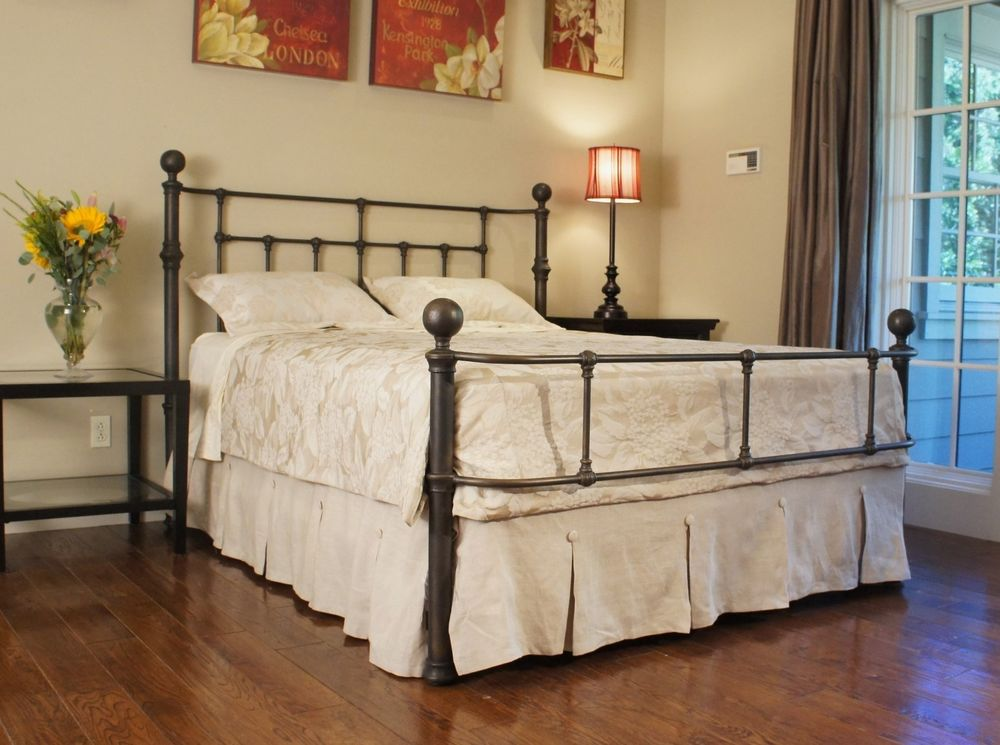 Best California King Iron Bed Classic Wrought Iron Bed Frame King Stylish Wrought Iron Bed