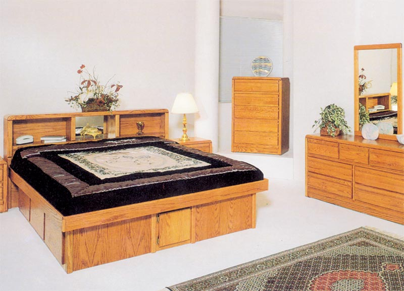 Best California King Wood Platform Bed Frame Waterbed Super Single Waterbeds Frames Oak Waterbeds Walls