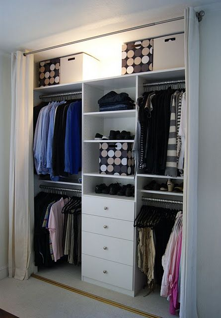Best Closet Cabinet Design For Small Spaces Best 25 Small Bedroom Closets Ideas On Pinterest Small Bedroom