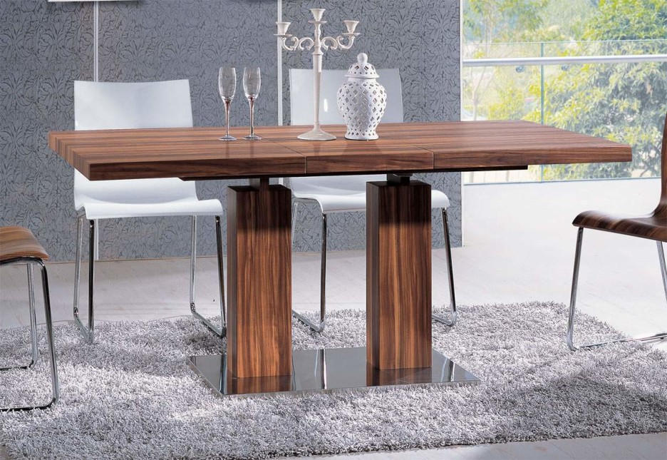 Best Contemporary Dining Table Bases Dining Room Charming Modern Dining Room Decoration With