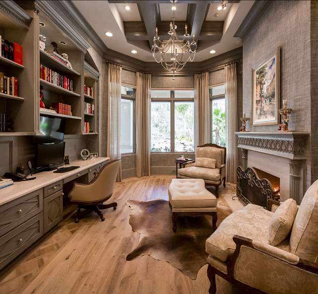 Best Custom Home Office Luxury Libraries And Custom Home Offices