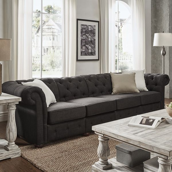 Best Dark Grey Sofa Set Best 25 Dark Grey Couches Ideas On Pinterest Grey Couches