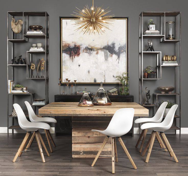 Best Dining Room Table Modern Best 25 Contemporary Dining Rooms Ideas On Pinterest