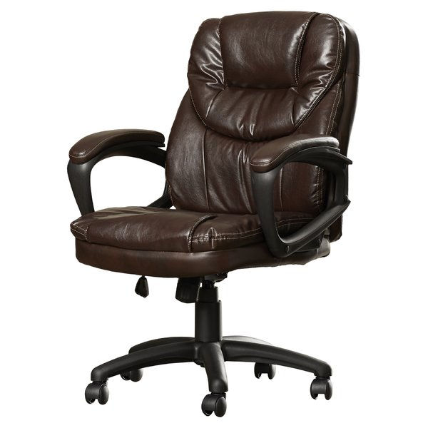 Best Executive Leather Office Chair Executive Office Chairs Youll Love Wayfair
