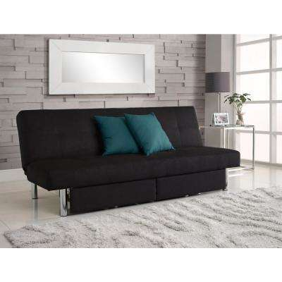 Best Futon Sofa Bed With Storage Futons Living Room Furniture The Home Depot