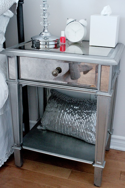Best Glass Bedside Table Ikea Mirrored Bedside Table Ikea Home Design