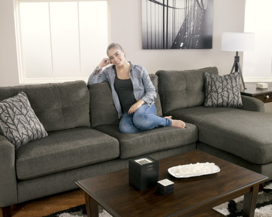 Best Grey Sectional Couch Ashley Furniture Ashley Furniture Couches Blue New Lighting Elegant Style Of
