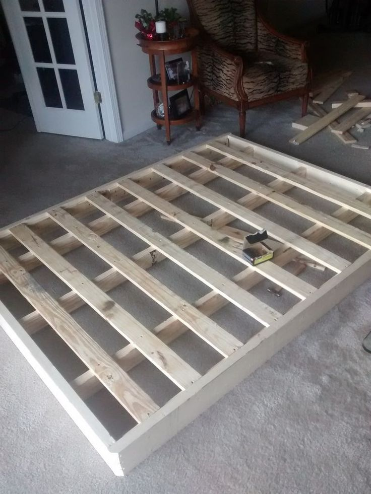 Best Half Height Box Spring Best 25 Bed Base Ideas On Pinterest Bed Base With Storage