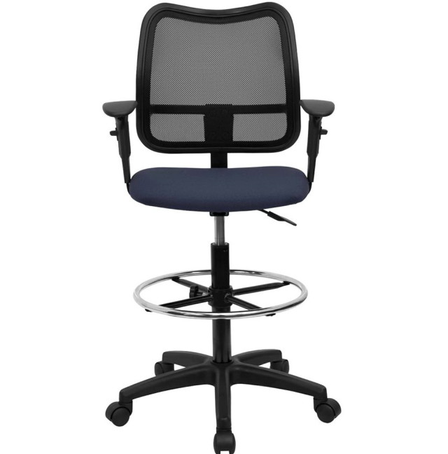 Best High Desk Chair Interesting Tall Desk Chairs With Tall Office Chairs For Standing