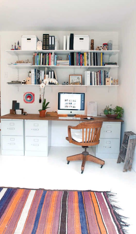 Best Home Office Desk With Filing Cabinet Best 25 File Cabinet Desk Ideas On Pinterest Filing Cabinet