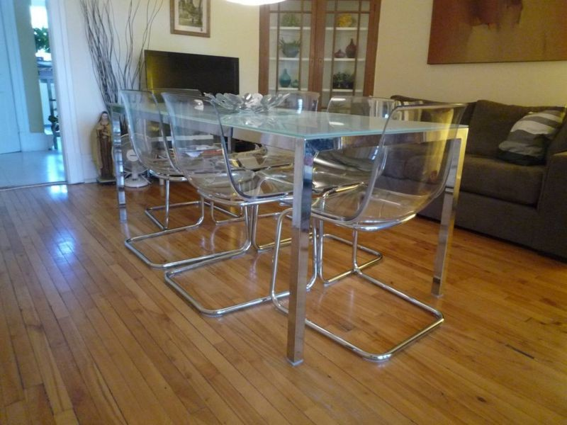 Best Ikea Glass Dining Table Dining Room Furniture Ideas Dining Table Chairs Ikea