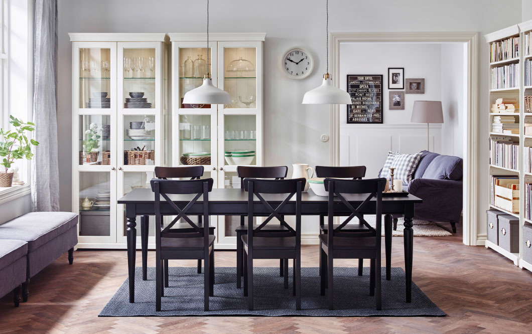 Best Ikea Large Dining Room Table Dining Furniture Dining Tables Chairs Ikea