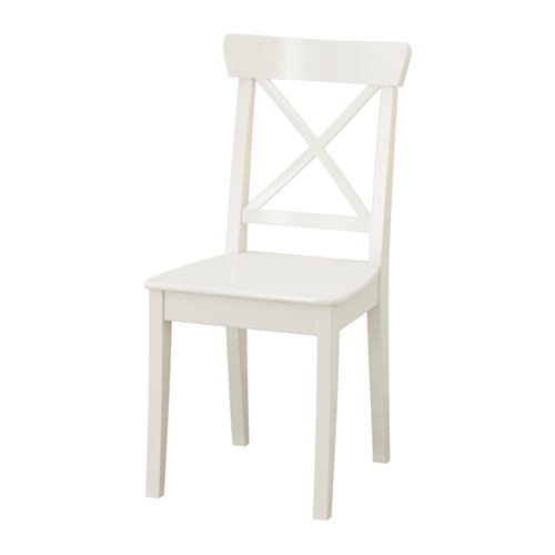 Best Ikea White Wooden Chair Ingolf Chair Ikea