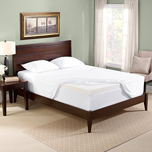 Best King Foam Mattress Topper Bodipedic 3 Inch Memory Foam Mattress Topper And Cover Set Size