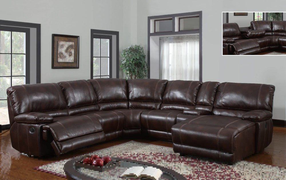Best L Couch With Recliner Sectional Recliner Sofas Roselawnlutheran