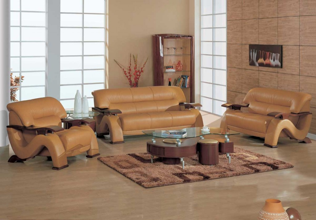 Best Leather And Wood Living Room Sets Pretty Looking Living Room Wooden Furniture Designs The Most Sofa