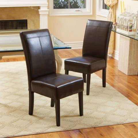 Best Leather Dining Room Chairs Perfect Leather Dining Room Chairs With Overstock Christopher