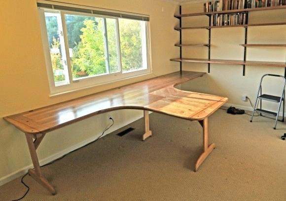 Best Long Computer Desk Long Computer Desks Modelthreeenergy