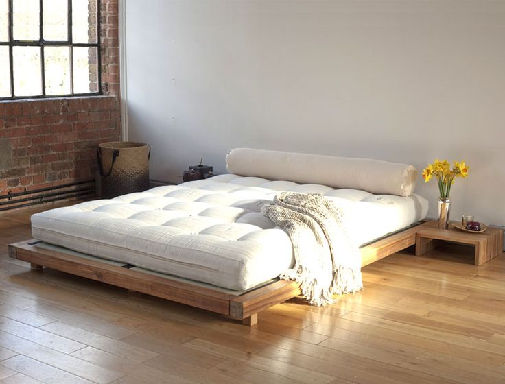 Best Low King Bed Frame Best 25 Low Bed Frame Ideas On Pinterest Low Beds Bed Design