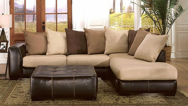 Best Microfiber Sectional With Chaise Lounge Sectional With Chaise Lounge Freedom To