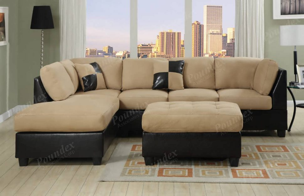 Best Microfiber U Shaped Sectional Sofa U Shaped Couch Microfiber Sectional L Sectional Couch