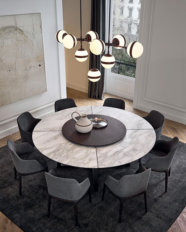 Best Modern Circular Dining Table Best 25 Round Dining Tables Ideas On Pinterest Round Dining