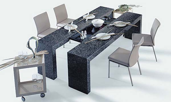 Best Modern Design Dining Table Sophisticated Modern Dining Table Designs Throughout Modern Dining
