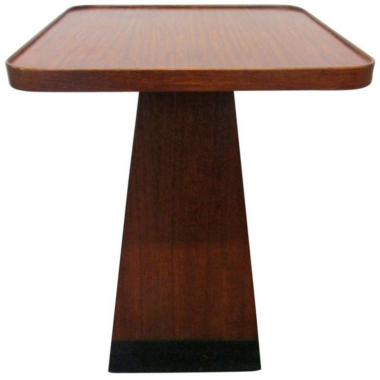 Best Modern Pedestal Table Mid Century Modern Pedestal Table For Sale At 1stdibs