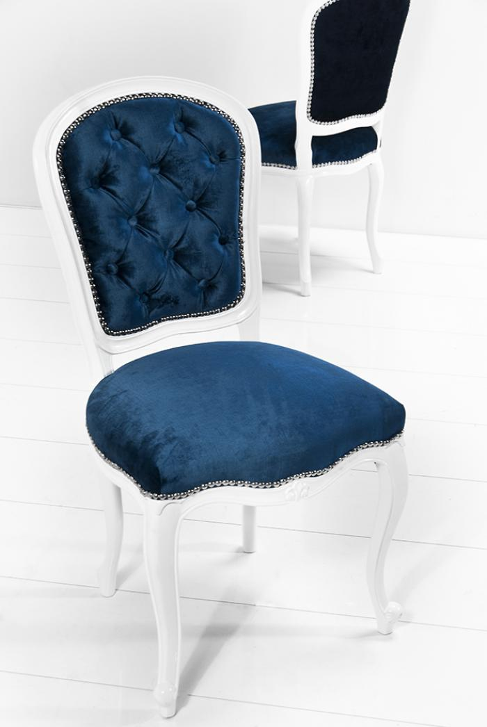 Best Navy And White Dining Chairs Wwwroomservicestore Philippe Dining Chair In Brussels Navy