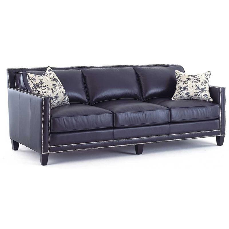 Best Navy Blue Reclining Sofa Navy Blue Leather Sofa Great As Leather Sleeper Sofa On Modern