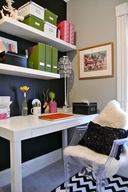 Best Office Desk With Shelves Above Best 25 Shelves Above Desk Ideas On Pinterest Desk Shelves