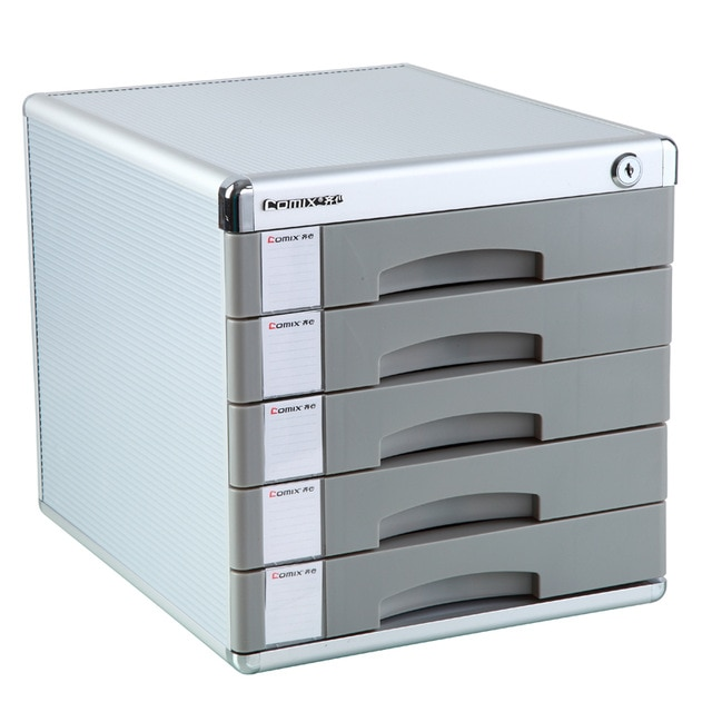 Best Office File Cabinets With Locks Office Supplies With Lock File Cabinet Box Five Layer Of Hard