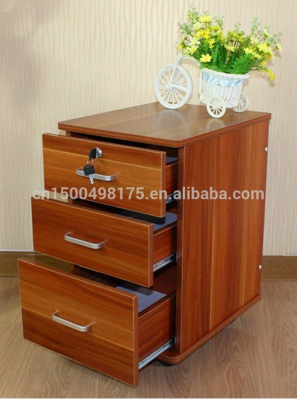 Best Office File Cabinets With Locks Office Wooden 3 Drawers File Cabinet With Lock File Cabinet Drawer