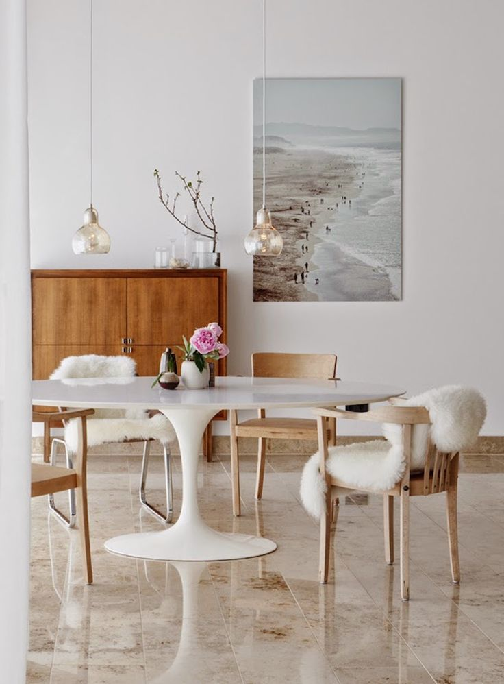 Best Oval Modern Dining Table Best 25 Oval Dining Tables Ideas On Pinterest Oval Kitchen