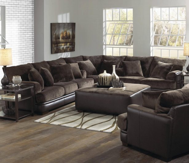 Best Oversized Sectionals With Chaise Sofa Sectional With Chaise U Shaped Sectional Oversized