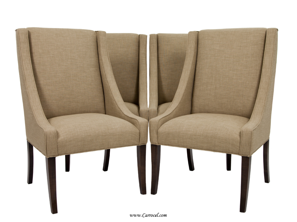 Best Parsons Dining Chairs With Arms Upholstered Parson Dining Room Chairs Insurserviceonline